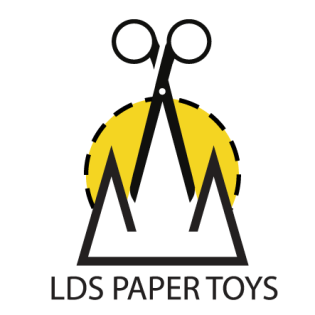 LDS Paper Toys
