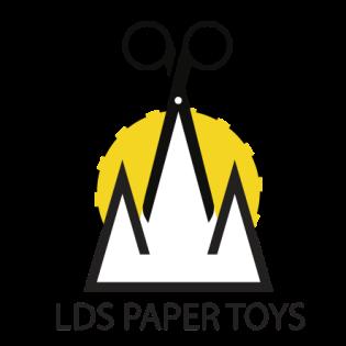 LDS Paper Toys